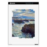 Pourville de Claude Monet iPad 2 Calcomanía