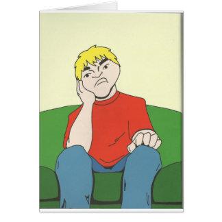 pout card