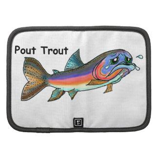 Pout Trout Folio Planner