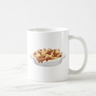 poutine coffee mug