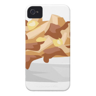 poutine iPhone 4 case
