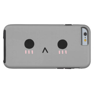 Pouty Sad,iPhone 6 Case[Color Can Be Changed] Tough iPhone 6 Case