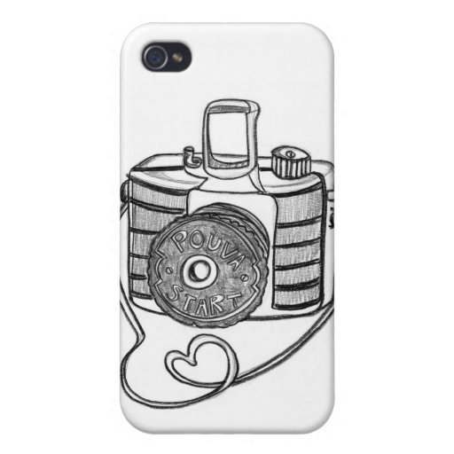 POUVA LOVE BY VOL25 iPhone 4 CASE