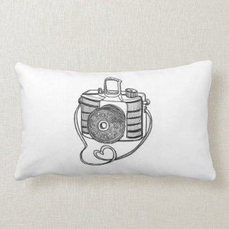 Pouva Love by VOL25 Lumbar Pillow