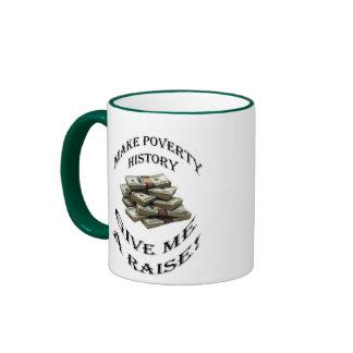 Poverty Ringer Mug