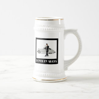 Poverty Sucks Beer Stein