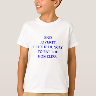 POVERTY T-Shirt