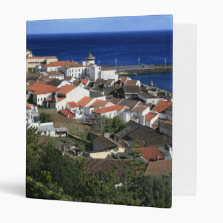 Povoaçao - Azores 3 Ring Binder