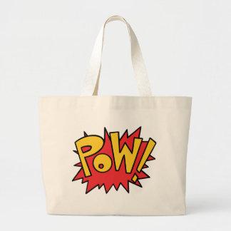 Pow! Canvas Bag