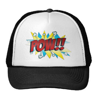 POW! Cap by Matt Steel