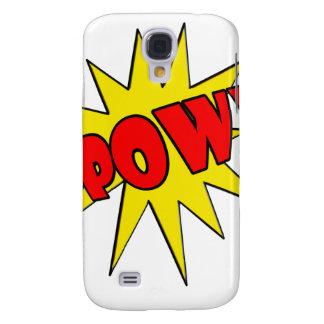 Pow! Cartoon SFX Samsung Galaxy S4 Case