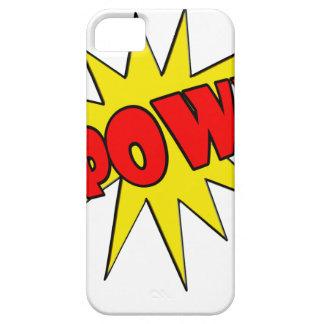 Pow! Cartoon SFX iPhone 5 Case