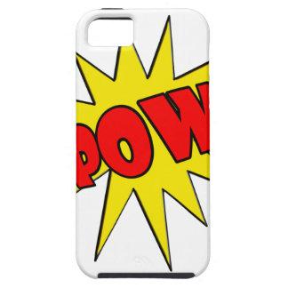 Pow! Cartoon SFX iPhone 5 Cases