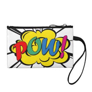 Pow! Change Purse