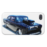 POW classic car Covers For iPhone 4