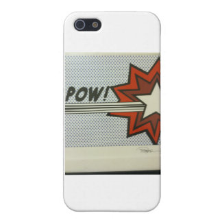 POW COVER FOR iPhone SE/5/5s