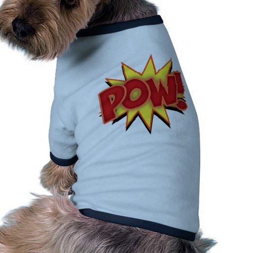Pow! Doggie Tee