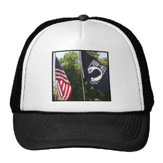 POW Flag hat