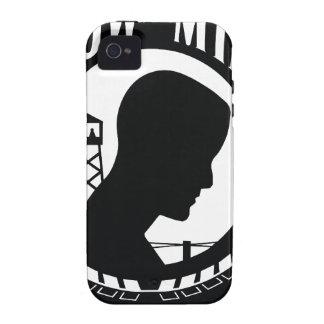 POW MIA VIBE iPhone 4 CASES