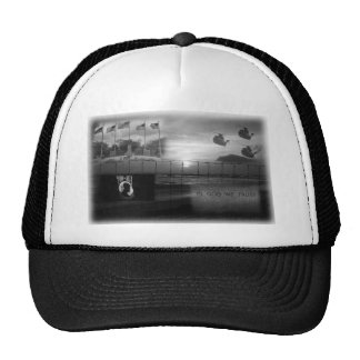 POW MIA Commemorative Hat