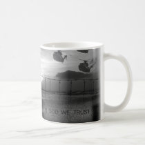POW MIA Commemorative Mug