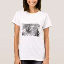 POW MIA Commemorative Woman's T-Shirt