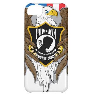 POW MIA Eagle Case For iPhone 5C