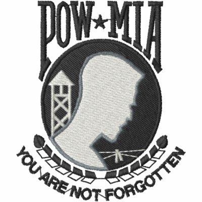 Pow Mia Track Jacket