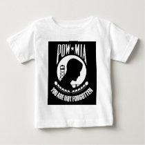 POW-MIA Flag Baby T-Shirt