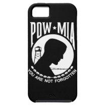 POW/MIA Flag Case - Customizable!