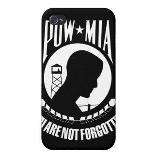 POW*MIA Flag iPhone 4/4S Covers