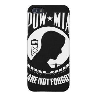POW*MIA Flag iPhone SE/5/5s Cover
