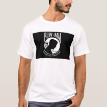 POW MIA Flag T-Shirt