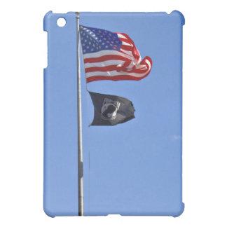 POW MIA Flag with Old Glory Case For The iPad Mini