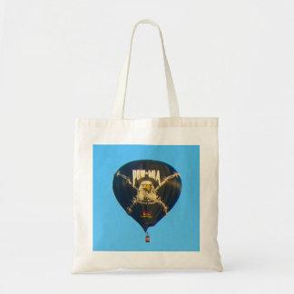 POW MIA Grocery Tote Bag