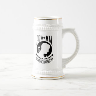 POW MIA Inverted Stein