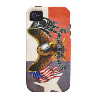 POW MIA iPhone 4/4S COVER