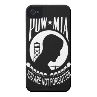 POW MIA iPhone 4 Barely There Case iPhone 4 Cover