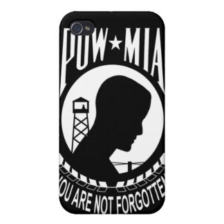 POW MIA iPhone 4 Speck Case iPhone 4/4S Covers