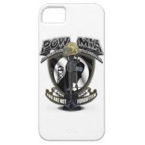 POW/MIA iPhone Case