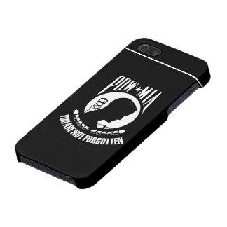POW MIA CASES FOR iPhone 5