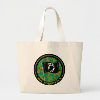 POW MIA LARGE TOTE BAG