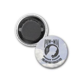 POW - MIA Magnet