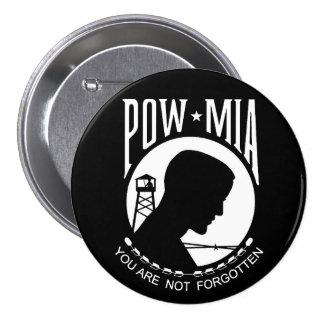 POW-MIA PINBACK BUTTONS