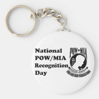 POW/MIA Recognition Day Keychains