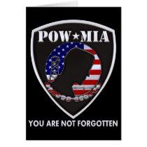 POW MIA - Shield
