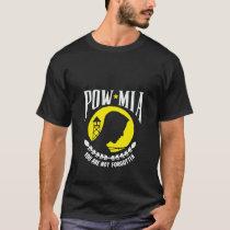 POW MIA T-Shirt (Yellow)