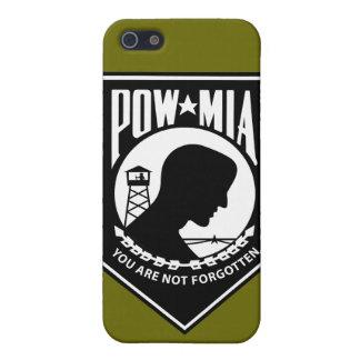 POW/MIA - Triangle iPhone 5 Cases