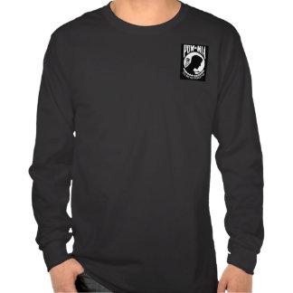 POW-MIA (Try To Burn This One!) Tshirt