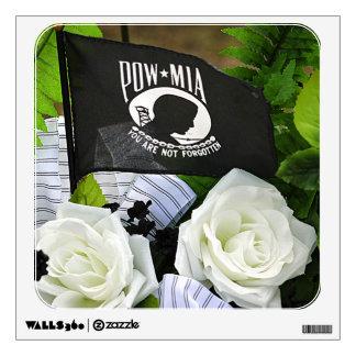 POW/MIA WALL DECAL